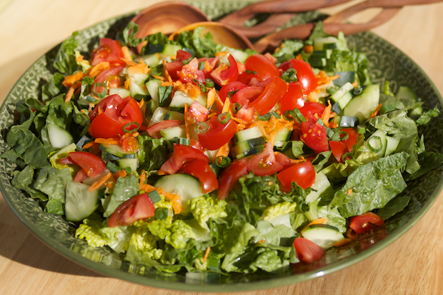 Green Salad | Halal Restaurant North Oshawa